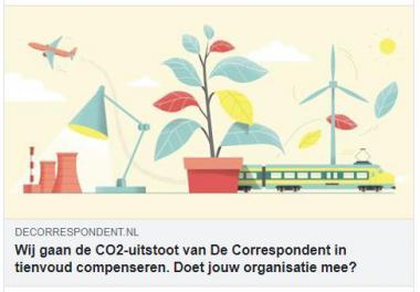Artikel De Correspondent